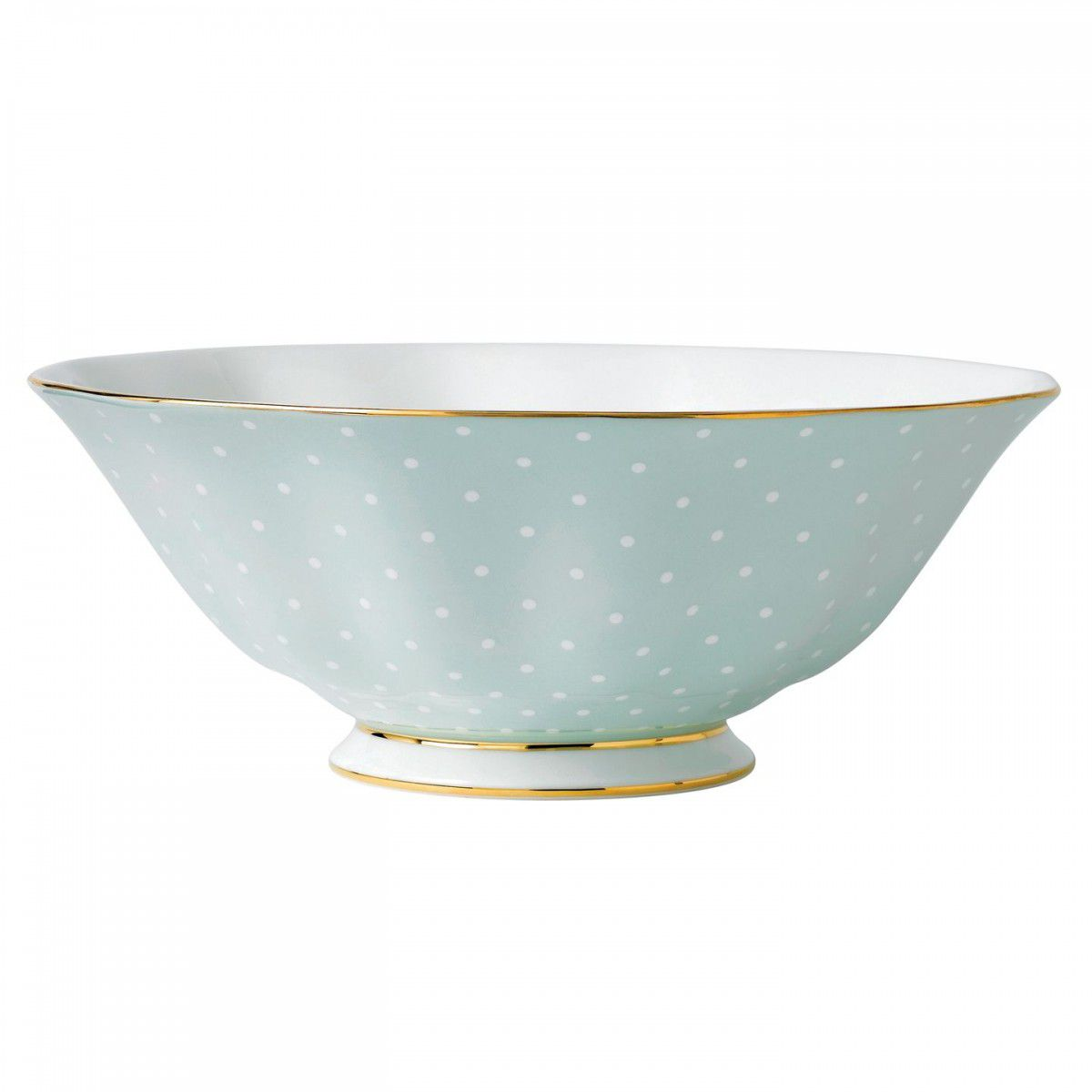Royal Albert Bol salata Polka Rose
