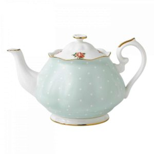 royal-albert-polka-rose-vintage-teapot-652383737044