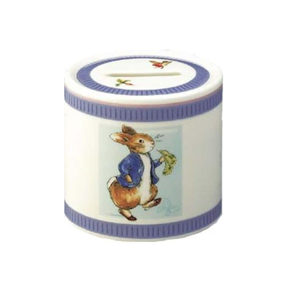 ROYAL DOULTON Peter Rabbit New Look pusculita