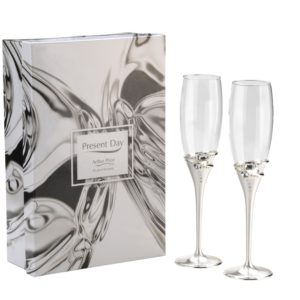 XPDR7554 Pair of Goblets Rings BOX