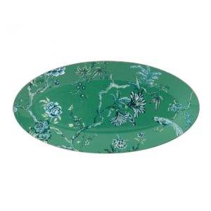 platou-oval-chinoiserie-green-45cm