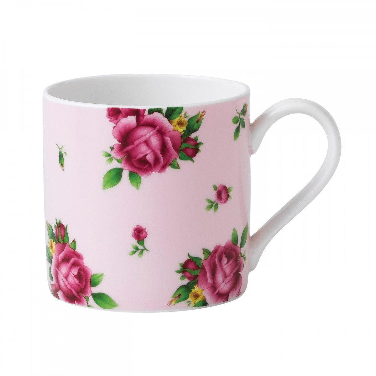 Royal Albert Cana mic dejun New Country Roses Pink