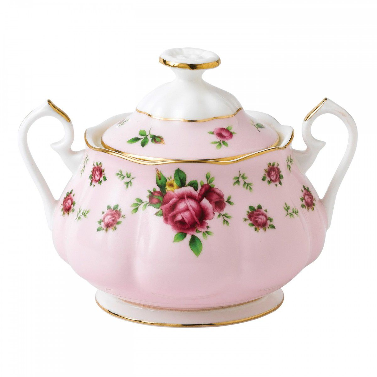 Royal Albert Zaharnita New Country Roses Pink