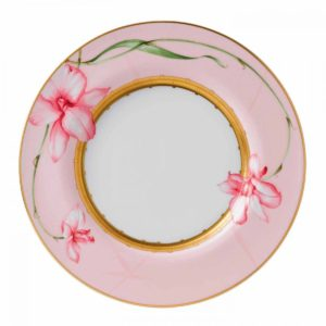 wedgwood-prestige-orchid-plate-091574182452-28cm pink