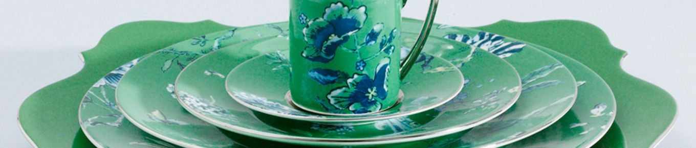 CHINOISERIE GREEN